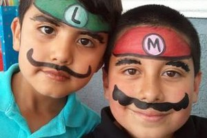 Photo #5: LA Professional Face Painters - Face Painting AND Balloons too!! $60