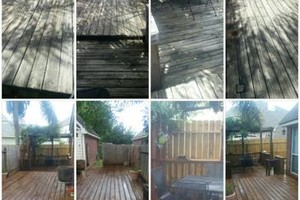 Photo #3: Pressure Washing by Integrity Solutions 75.00
