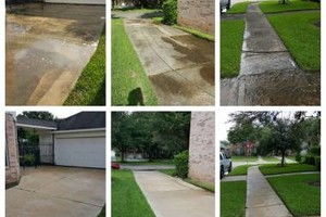 Photo #2: Pressure Washing by Integrity Solutions 75.00