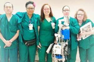 Photo #3: Certified Nurses Aide - Post Surgery, Elderly Companion for Appts, etc