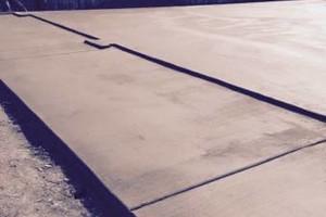 Photo #2: HG Concrete by Haze Gomez - placement/replacement