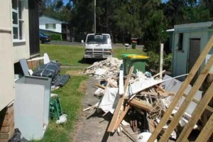Photo #3: AFFORDABLE TRASH REMOVAL! CALL NOW!