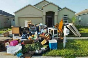 Photo #1: AFFORDABLE TRASH REMOVAL! CALL NOW!