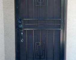 Photo #17: Security Door Installation $60