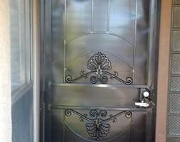 Photo #13: Security Door Installation $60