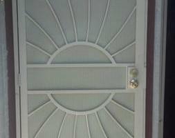 Photo #4: Security Door Installation $60
