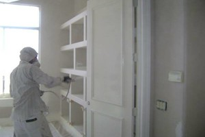 Photo #6: DRYWALL. The patch man!