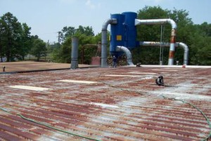 Photo #20: Roof leak repairs, and waterproofing on all metal and flat roof