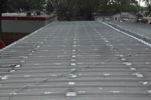 Photo #17: Roof leak repairs, and waterproofing on all metal and flat roof