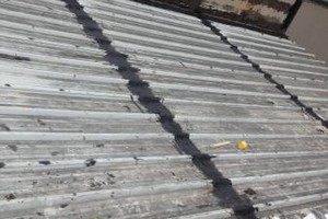 Photo #15: Roof leak repairs, and waterproofing on all metal and flat roof