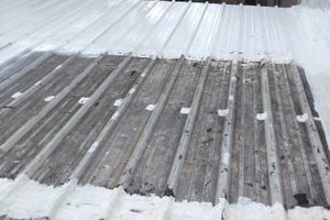 Photo #14: Roof leak repairs, and waterproofing on all metal and flat roof