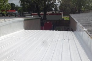 Photo #13: Roof leak repairs, and waterproofing on all metal and flat roof
