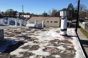 Photo #9: Roof leak repairs, and waterproofing on all metal and flat roof