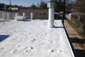 Photo #8: Roof leak repairs, and waterproofing on all metal and flat roof