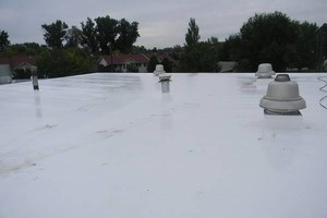 Photo #6: Roof leak repairs, and waterproofing on all metal and flat roof