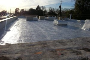 Photo #3: Roof leak repairs, and waterproofing on all metal and flat roof