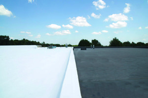 Photo #2: Roof leak repairs, and waterproofing on all metal and flat roof
