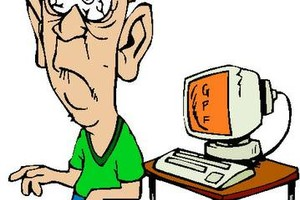 Photo #1: Computer Problems? We are Here to Help!