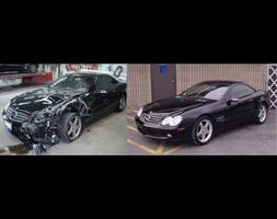 Photo #4: Steve's Auto Body Mobile Collision Repair. Free Estimates!