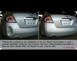 Photo #3: Steve's Auto Body Mobile Collision Repair. Free Estimates!