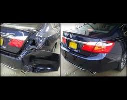Photo #2: Steve's Auto Body Mobile Collision Repair. Free Estimates!
