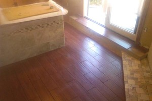 Photo #20: FLOORING, TILE & STONE INSTALLATIONS