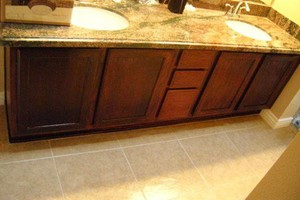 Photo #3: Cabinet Refinishing