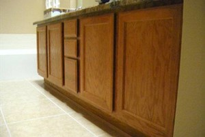 Photo #2: Cabinet Refinishing