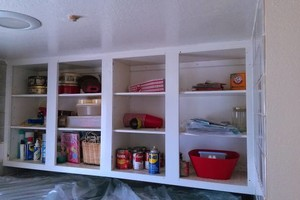 Photo #1: Cabinet Refinishing