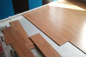 Photo #6: JMR FLOORING (laminate flooring)