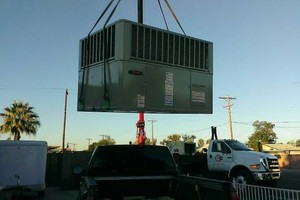 Photo #2: INSTALLER A/C HEATING & COOLING