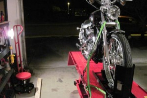 Photo #5: LOW COST MOTORCYCLE REPAIR WITH DEALER EXP!