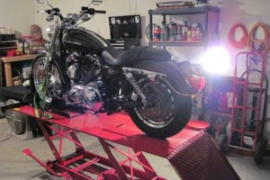 Photo #4: LOW COST MOTORCYCLE REPAIR WITH DEALER EXP!