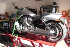 Photo #2: LOW COST MOTORCYCLE REPAIR WITH DEALER EXP!