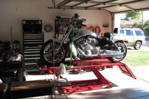 Photo #1: LOW COST MOTORCYCLE REPAIR WITH DEALER EXP!