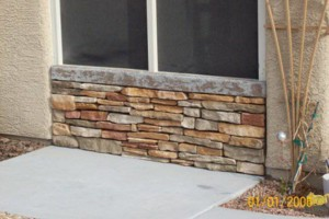 Photo #16: Block wall and Stucco repair, paint to match...