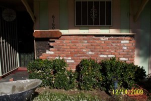 Photo #11: Block wall and Stucco repair, paint to match...