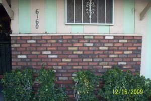 Photo #10: Block wall and Stucco repair, paint to match...