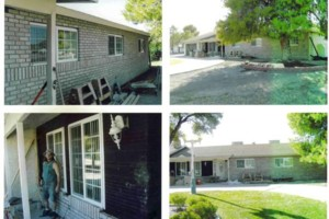 Photo #8: Block wall and Stucco repair, paint to match...