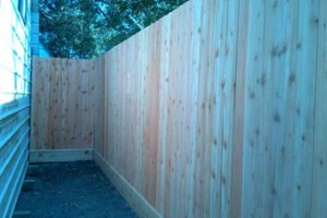 Photo #9: Wood Fence-Install/Replace. No Deposit