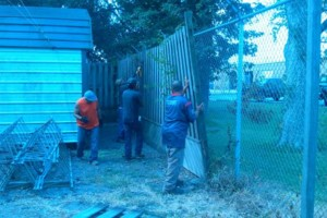 Photo #8: Wood Fence-Install/Replace. No Deposit