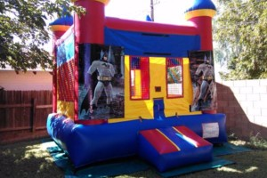 Photo #24: Bounce House for rent, Chairs, Tables, Jukeboxes, Rockolas touch...
