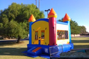 Photo #23: Bounce House for rent, Chairs, Tables, Jukeboxes, Rockolas touch...