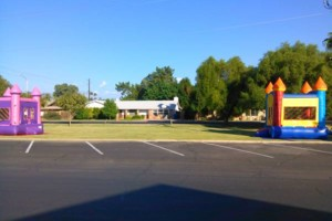 Photo #21: Bounce House for rent, Chairs, Tables, Jukeboxes, Rockolas touch...