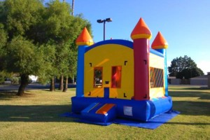 Photo #19: Bounce House for rent, Chairs, Tables, Jukeboxes, Rockolas touch...