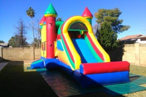 Photo #18: Bounce House for rent, Chairs, Tables, Jukeboxes, Rockolas touch...
