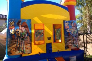 Photo #15: Bounce House for rent, Chairs, Tables, Jukeboxes, Rockolas touch...
