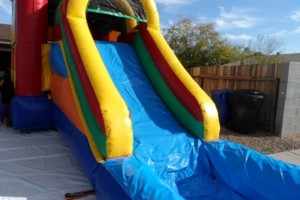 Photo #14: Bounce House for rent, Chairs, Tables, Jukeboxes, Rockolas touch...