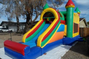 Photo #12: Bounce House for rent, Chairs, Tables, Jukeboxes, Rockolas touch...