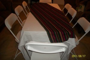Photo #8: Bounce House for rent, Chairs, Tables, Jukeboxes, Rockolas touch...